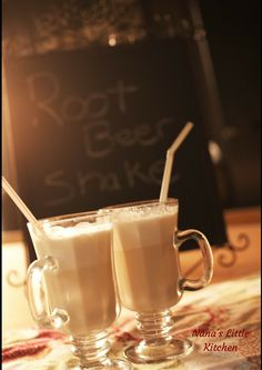 Pin It for Later!I am a true blue root beer fan-addict. It was the very hardest thing to give up when I started this diet. Then I found a blog that had a post for a Root Beer Smoothie and enjo...