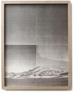 ADAM JEPPESEN Untitled 2147 p2, 2011 Photocopy Needles Acidfree paper framed 20 1/10 × 15 7/10 in 51 × 40 cm