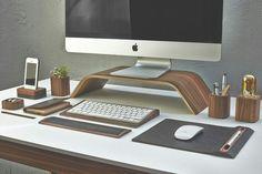 Detalles del escritorio