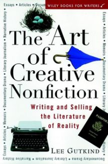The Art of Creative Nonfiction | Creative Nonfiction