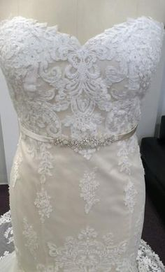 d4d1b32a82df Stella York 6272 wedding dress currently for sale at 23% off retail. Stella  York