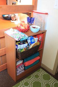 dorm kitchen
