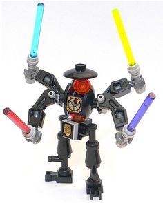 Legos, Minifigura Lego, Robot Lego, Lego Bots, Lego Craft, Lego Bionicle, Lego Mechs, Lego Design, Lego Star Wars Mini