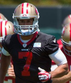 """Chip Kelly on Colin Kaepernick's first practice: """"I was impressed with him"""""""