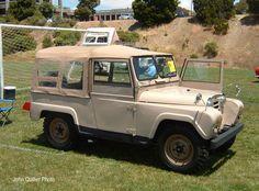 Not a Jeep, but still cool: 1960 Austin Gypsy.