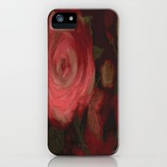 Roses aren't always Red iPhone5 Case by RokinRonda - $35.00 @society6 #iphone5case
