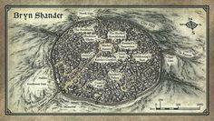 Icewind Dale - Bryn Shander