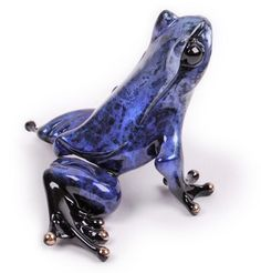 Cosmos by Frogman. Limited edition bronze sculpture by Tim Cotterill - Aka. The Frogman. Available at www.artworx.co.uk