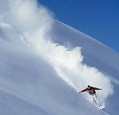 Arlberg: Snowboarding