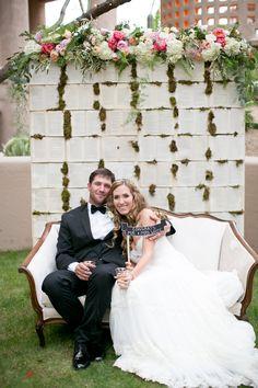 A Bohemian Desert Wedding at the Boulders Resort & Spa in Carefree, Arizona