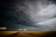 Camille Seaman and 'The Big Cloud' - The New York Times. Kansas 2008.
