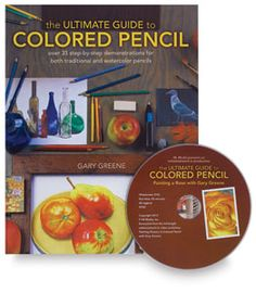 Want to know more about colored pencil art? Start here with this in-depth  overview of the characteristics of colored pencils, with example drawings  in a variety of styles from realism to abstract.
