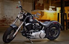 2012 Brand New Harley-Davidson Softail Slim