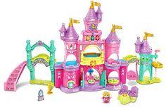 VTech Go! Go! Smart Friends Enchanted Princess Palace Playset