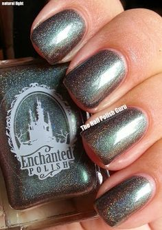 Enchanted Polish - March 2013 -- I'm desperately in search of this one, as March is my birth month. Please please please contact if you're willing to sell yours.