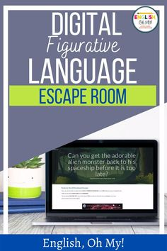This Digital Figurative Language Escape Room will engage your middle school English Language Arts students as they review similes, metaphors and other figurative language. This will be a hit in your secondary classroom.