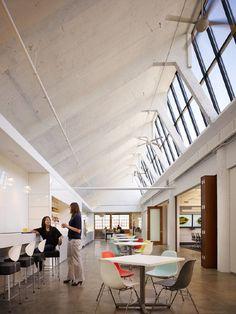 Mike's Hard Lemonade Office Interiors by Eastlake Studio - Design Milk