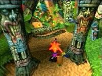 Old school video games: CRASH BANDICOOT. Repin if you remember!