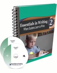 All Essentials in Writing courses include an instructional video and a textbook/workbook. Essentials in Writing is a complete grammar and composition curriculum for students in grades Writing Curriculum, Writing Lessons, Homeschool Curriculum, In Writing, Learning To Write, Student Learning, Course Catalog, Writing Programs, Writing Courses