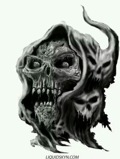 THE REAPER OF DEATH.....