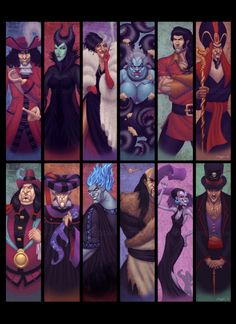 Seven Deadly Sins and Disney