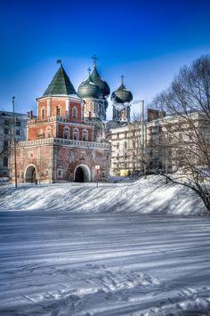 Izmaylovo Estate, Moscow, Russia