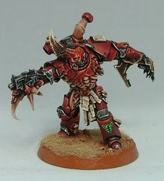 possessed chaos space marines - Google Search