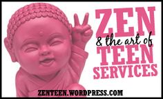 The Zen and the Art of Teen Services Blog has a lot of great information, including program ideas and tips for librarians. They link to other resources including their Pintrest page, which is really helpful.