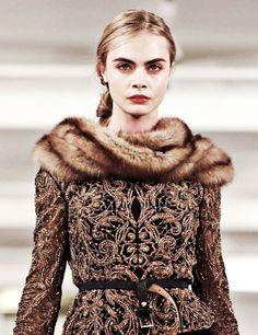 Fuck Yeah Fashion Couture | Oscar de la Renta Fall-Winter 2013