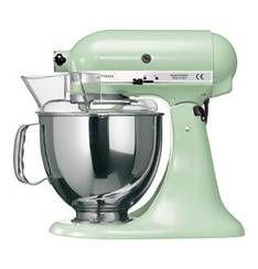 kitchenaid artisan küchenmaschine pistaziengrün 5ksm150ps