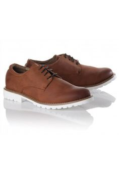 Twisted Soul Derby Shoe Tan @ Men's and Woman's Designer Clothing at Blue Inc Tan Guys, Derby Shoes, Your Shoes, Timeless Fashion, Designing Women, Dapper, Oxford Shoes, Lace Up, Footwear