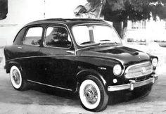 fiat 600 pininfarina 4 porte- 1958