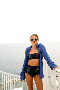A Weekend on the Riviera | Fashion Me Now