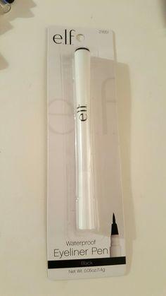 e.l.f. Waterproof Eyeliner Pencil in Coffee (new in pkg)