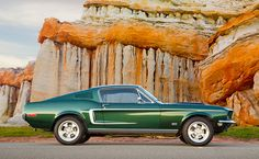 1968 Ford Mustang GT 428 Cobra