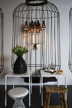 Detail - The Home Delicate Restaurant Interior Design by Logica:architettura