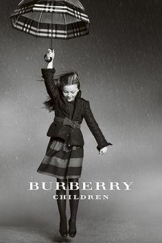 Burberry Childrenswear Autumn/Winter 2012. our children will wear burberry.