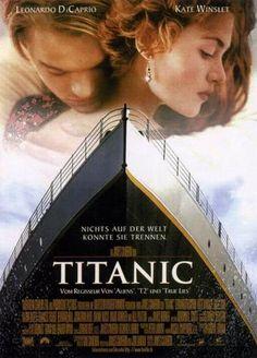 Titanic Filmplakat (1997)