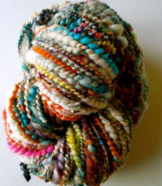 Fishbowl Handspun Yarn