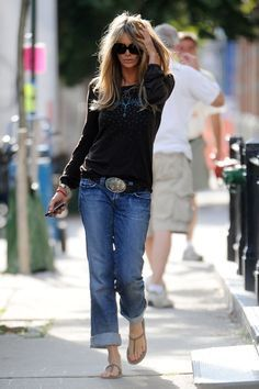 Tall Girl Outfits, Simple Outfits, Chic Outfits, Fashion Outfits, Cute Fashion, Boho Fashion, Autumn Fashion, Womens Fashion, Elle Macpherson