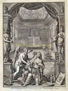 new to site Frederik Ruysch 1744b