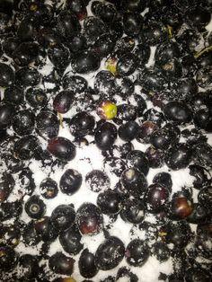 Nella cucina della brigantessa: Olive nere infornate sott'olio