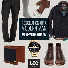 The Modern Man knows true style is timeless. Lee Jeans, Modern Man, Style Me, Design Ideas, Fashion Design, Men, Clothing, Modern