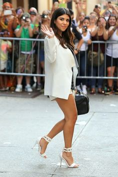July 7, 2014 - Kourtney out and about in New York City.