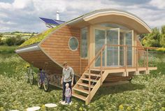 Super Ecological Houses
