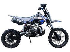Jet Moto Deluxe 110cc Dirt/Pit Bike