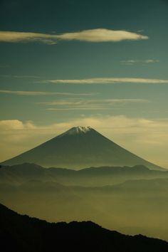 Mt.Fuji, Japan: photo by ウェーダーマン