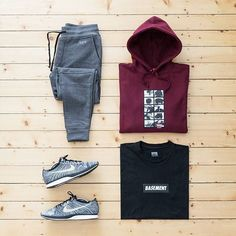 WEBSTA @ jaybeezishangintough - cozy sunday #outfitgrid#Supreme sumo hoodie / #Basement force tee / #RaisedByWolves dawson 2.0 sweatpants / #Nike flyknit racer@outfitgrid @dennistodisco #supremenewyork #rbw #NikeSportswear #BasementApproved #modernnotoriety #flyknit #flyknitracer #ootd #outfitoftheday #kotd #snobshots #streetbeast #streetwear #streetstyle #menswear #mensfashion #casuals #casualstyle #suptalk #fashion #outfit #fashionkilla #womft #strassenmodekultur