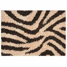 Living room project on pinterest rugs mesas and paris - Alfombras animal print ...