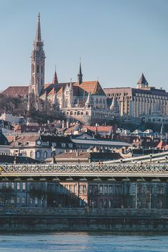 "BUDAPEST. It'd been on our minds for months – years, actually. For Dan, it had always been a dream to visit the city. George Ezra's ""Budapest"" was even the song we cho…"